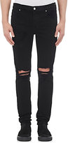 RtA Men's Distressed Skinny Jeans