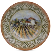 Certified International Sanctuary Wine Serving Bowl