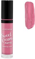 Jordana Sweet Cream Matte Liquid Lip Color - Rose Macaron