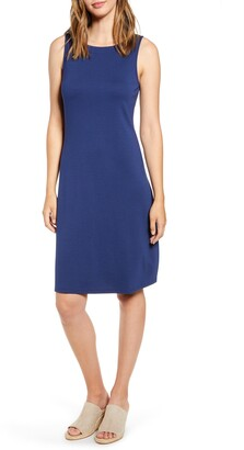 Tommy Bahama Drapey Ponte Sheath Dress