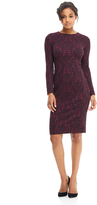 Maggy London The Violet Midi