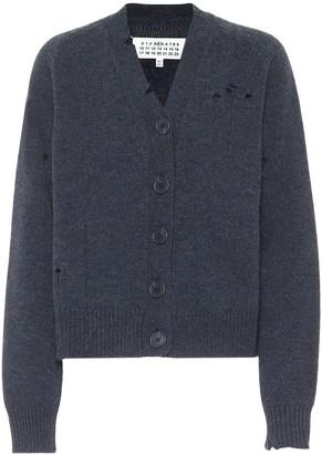 Maison Margiela Wool cardigan