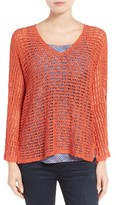 Nic+Zoe Women's Sun Catcher Crochet Top