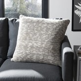 Duncombe Knit Cotton Throw Pillow Gracie Oaks Color: Gray