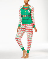 Hello Kitty Holly Jolly Kitty Christmas Pajama Set