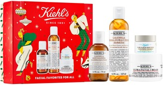 Kiehl's Facial Favorites for All Set