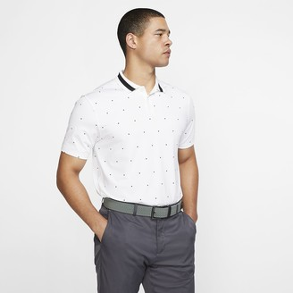 Nike Men's Printed Golf Polo Dri-FIT Vapor
