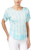 Calvin Klein Jeans Women's Short Sleeve Tie Dye T-Shirt