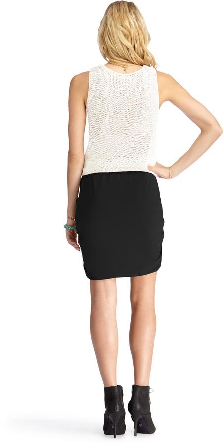 Rachel Roy Draped Skirt