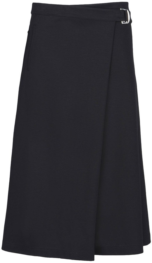 Y-3 3/4 length skirts