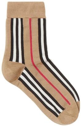 Burberry Icon Stripe Ankle Socks
