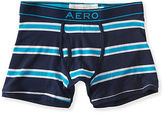 Aeropostale Mens Classic Stripe Knit Boxer Shorts Briefs Underwear