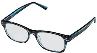 Corinne McCormack Edie Reading Glasses (Teal) Reading Glasses Sunglasses