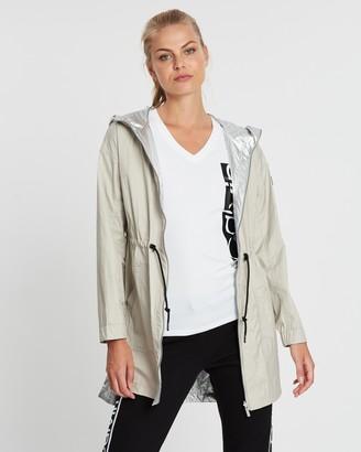 Calvin Klein Reversible Hi-Low Walker Jacket