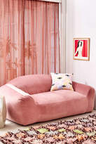 Urban Outfitters Beaumont Velvet Soft Sofa