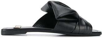 No.21 Bow-Detail Sandals