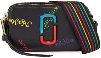 Marc Jacobs The x New York Magazine Snapshot Crossbody Bag