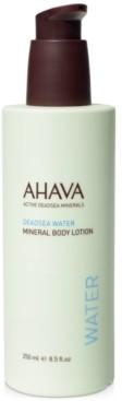 Ahava Mineral Body Lotion, 8.5 oz