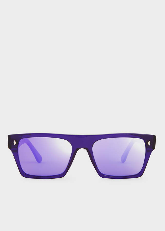 Paul Smith Cutler And Gross + Blue Ink Sunglasses - Limited Edition