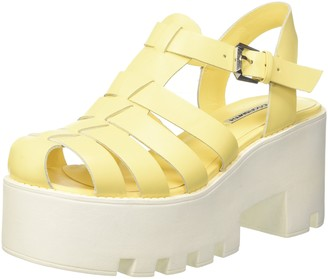 Windsor Smith Women's Fluffy Platform Sandals