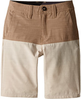 Volcom SNT Block Shorts (Big Kids)