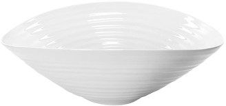 Sophie Conran White Porcelain Salad Bowl - Medium