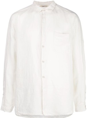 Transit Long-Sleeved Linen Shirt