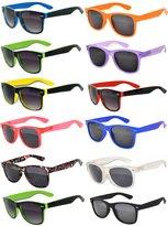 OWL Classic Eyeglasses Smoke Lens 10 Pack in Multiple Colors