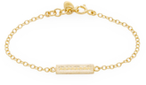 Anna Beck Women's Double-Sided Bar Chain Bracelet