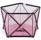 Dream On Me Olivia Ready-To-Go Playard, Pink by