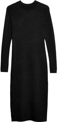 Jack Wills Falstone Long Sleeve Midi Dress