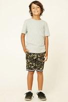 Forever 21 FOREVER 21+ Boys Ornate Print Shorts (Kids)