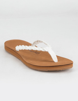 Roxy Lorraine Braid Womens Sandals
