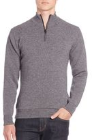 Barbour Becket Long Sleeve Wool Sweater