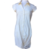 Celine cream dress