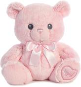 Aurora World Pink Lil Bear Plush Toy
