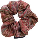 Etro Patterned Elastic Hair Tie