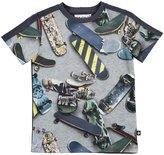 Molo Youth Boy's Rishi T-Shirt - Skate