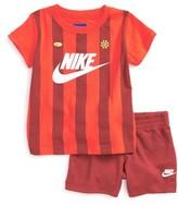 Nike Infant Boy's Team Kit T-Shirt & Shorts Set