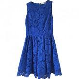 Alice + Olivia Alice & Olivia Blue Lace Dress for Women