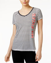 Tommy Hilfiger Striped Logo T-Shirt, A Macy's Exclusive Style