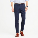 J.Crew Ludlow suit pant in Italian stretch chino