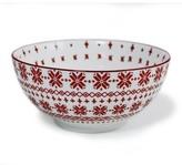 Prima Design Large Nordic Pad Print Bowl Set
