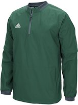 adidas Fielders Choice Mens Convertible Baseball Jacket 2XL