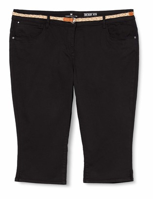 Tom Tailor Women's Alexa Capri Slacks