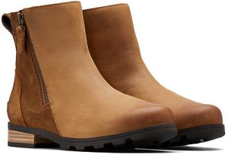Sorel Women's Casual boots Camel - Camel Brown Emelie Waterproof Leather Boot - Women