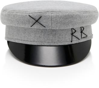 Ruslan Baginskiy Hats Wool Baker Boy Cap