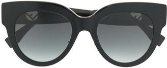 Fendi Eyewear F is Fendi sunglasses