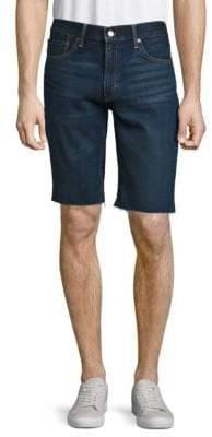 Levi's 511 Slim Cut-Off Denim Shorts