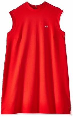 Tommy Jeans Women's Tjw A-line Piping Dress